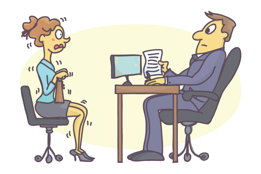 What Not To Do In A Job Interview - Debbie Burbage